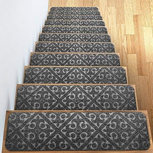 15 Best Carpet For Stairs In 2020 – Reviews And Buying Guide   Cost To Re Carpet Stairs   Wood Flooring   Square Foot   Laminate Flooring   Hardwood Stairs   Rug