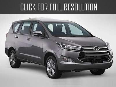 Toyota Innova Van Amazing Photo Gallery Some