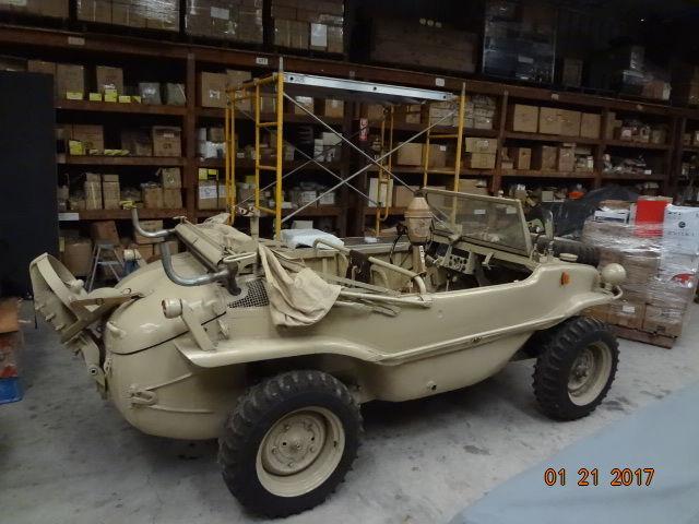 1944 Volkswagen Schwimmwagen For Sale Photos Technical