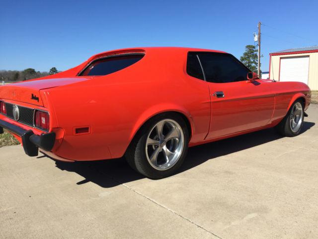 Grande Mustang Black 1973
