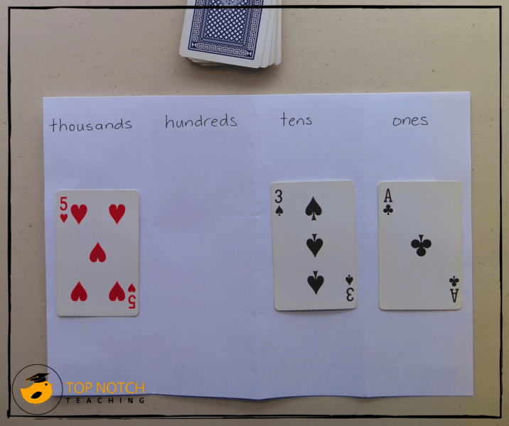 6 Fun Math Games Using Cards   Top Notch Teaching Are you after some more fun math games that you can use with your students