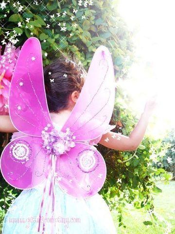 Kelebek kanatları kendin yapar