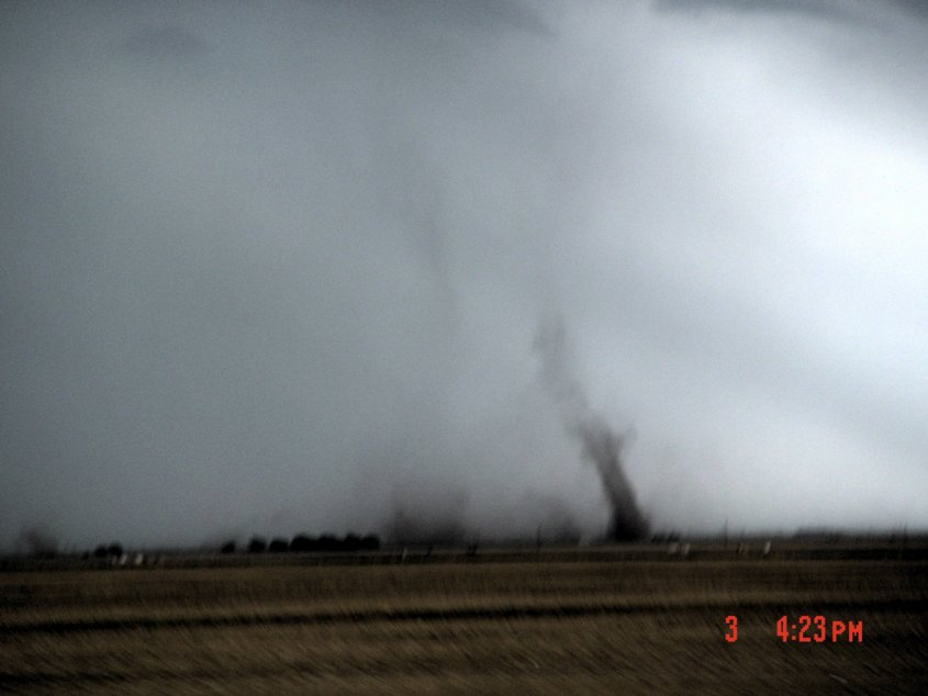 Some Type Ii Tornadoes