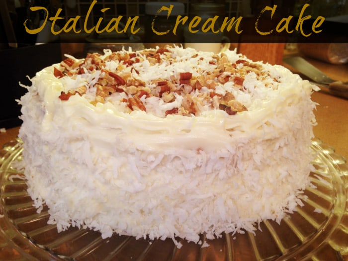 Paula Deen Homemade Caramel Cake Recipe