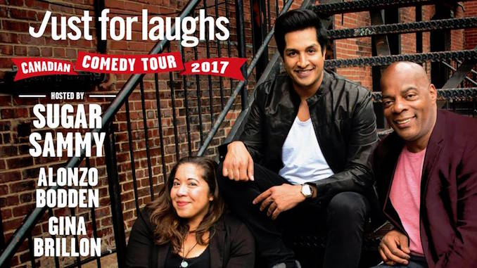 Just Laughs Lineup 2017