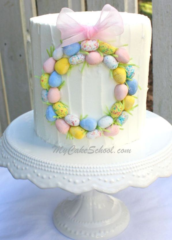 Easter Decorating Ideas Cupcakes And Cakes Torte The