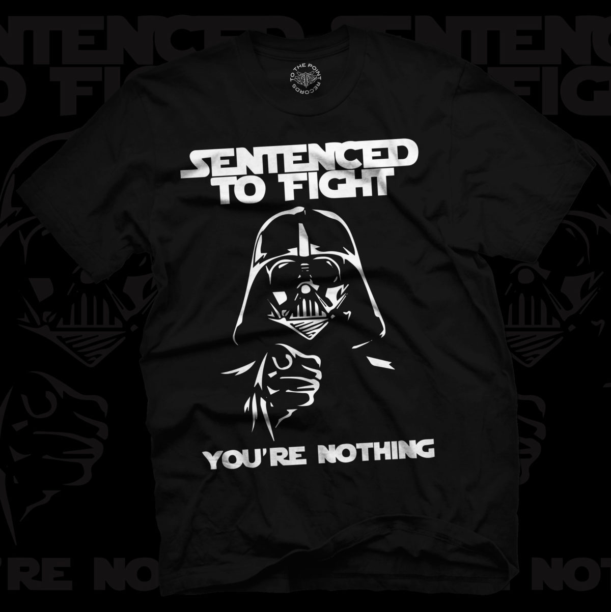 "Sentenced to Fight ""You're Nothing"" Shirt"
