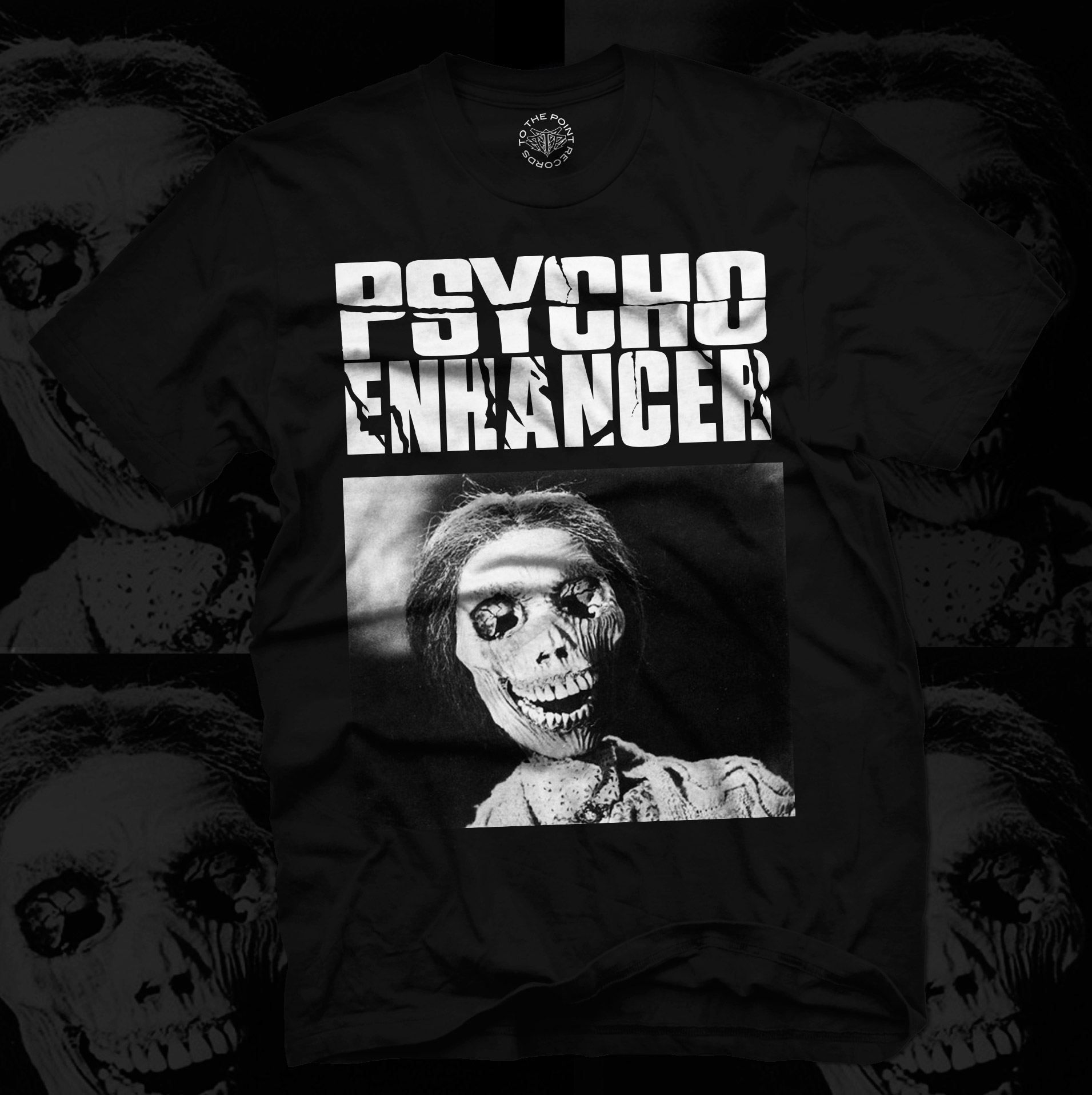 "Psycho Enhancer ""Normans Mom"" Shirt"