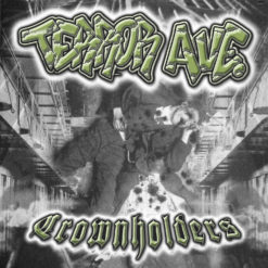 Terror Ave - Crownholders - CD - Re-release - Limited Edition