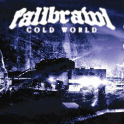 Fallbrawl Cold World CD