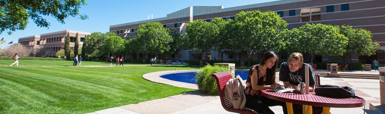 West campus | Virtual Tour | ASU