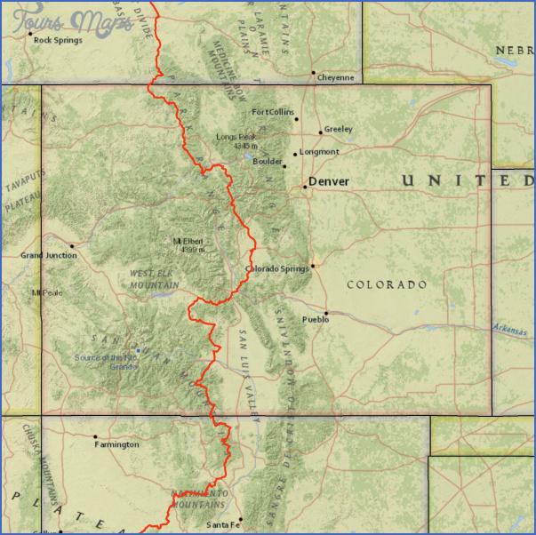 Contiental Trail Divide