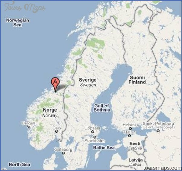 Northern Lights Maps