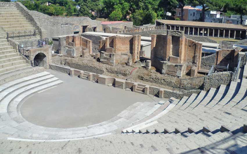 Pompeii Tours Sorrento