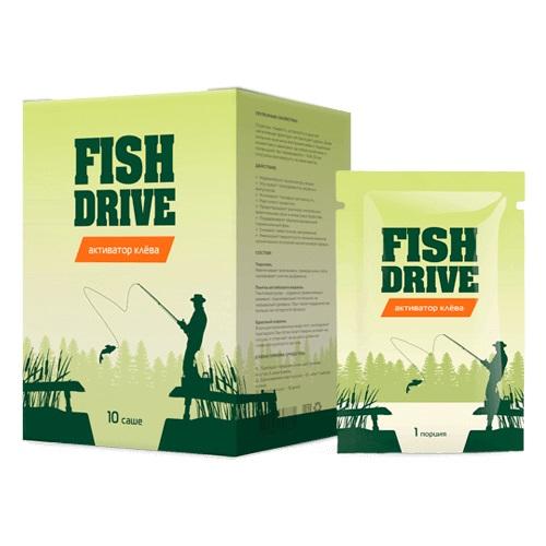 Fish Drive - активатор клёва в Верхней