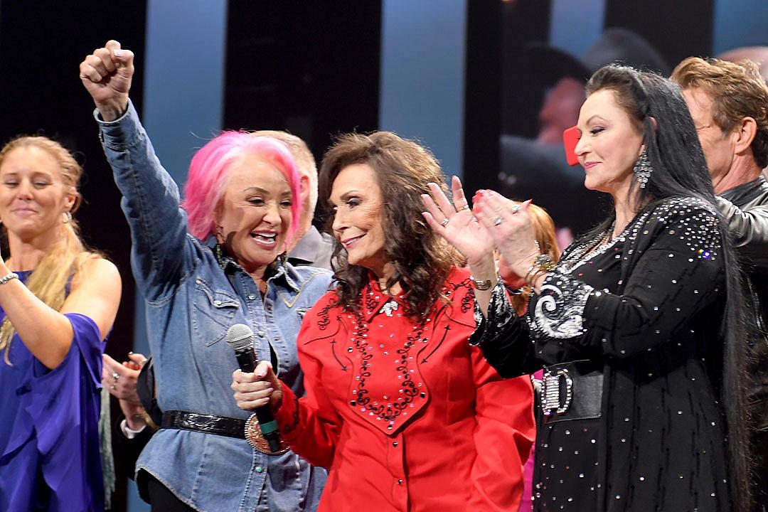 Loretta Lynn Celebrates 87th Birthday With All Star Friends