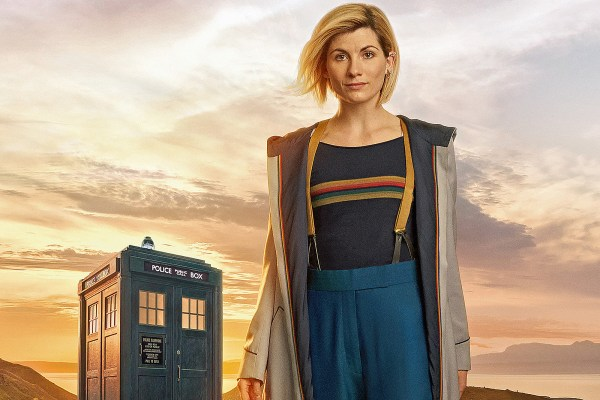 Jodie Whittaker Doctor Who Gets New Comic From All