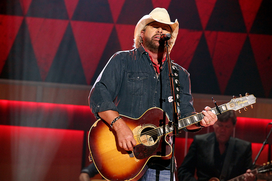 Toby Keith Announces 2019 That's Country Bro! Tour