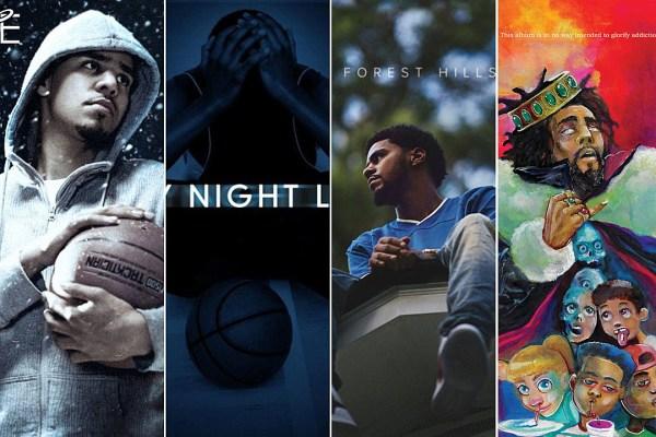 J Cole Friday Night Lights Intro