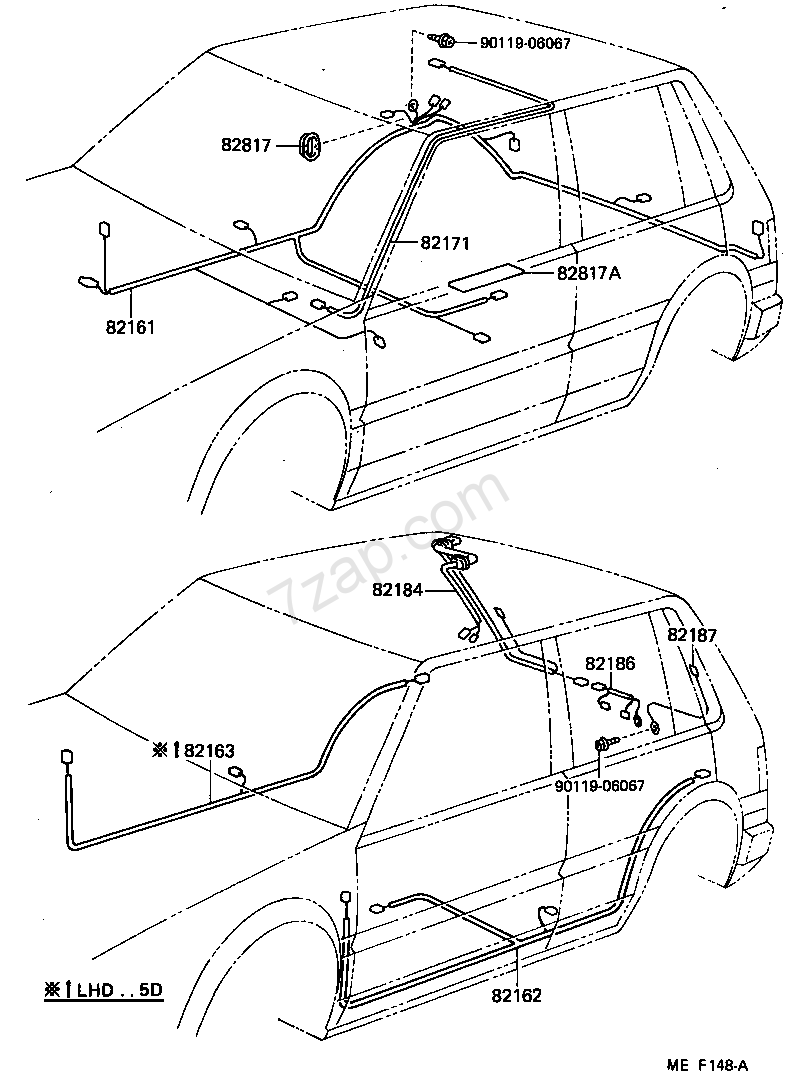 Nice toyota starlet wiring diagram relay wire diagram for off road mef148a nice toyota starlet wiring