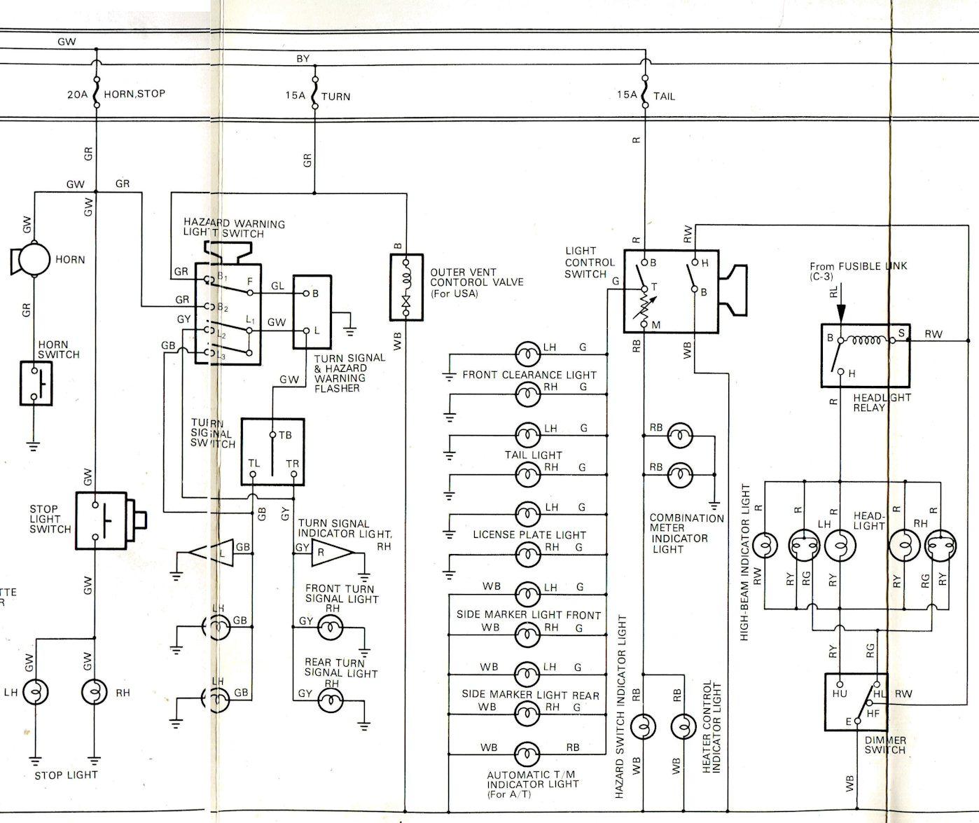 1991 jeep wiring diagram