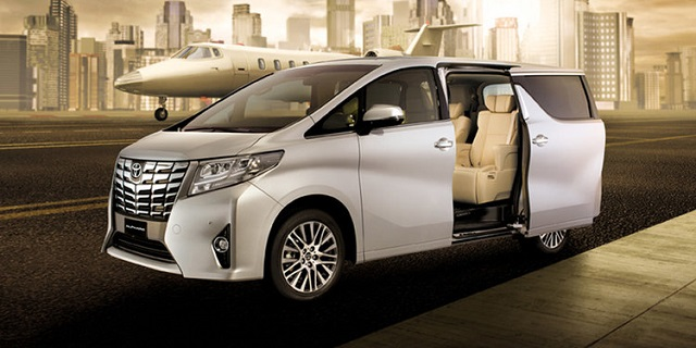 2019 Toyota Alphard Price Specs Powertrain Toyota Wheels