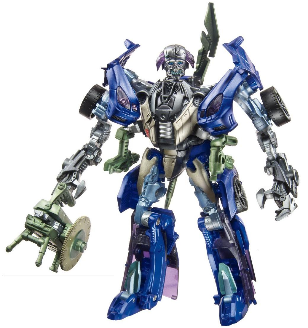 Wheeljack / Que - Transformers Toys - TFW2005