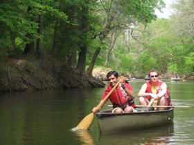 Tpwd Mineola Bigfoot Paddling Trail Texas Paddling Trails