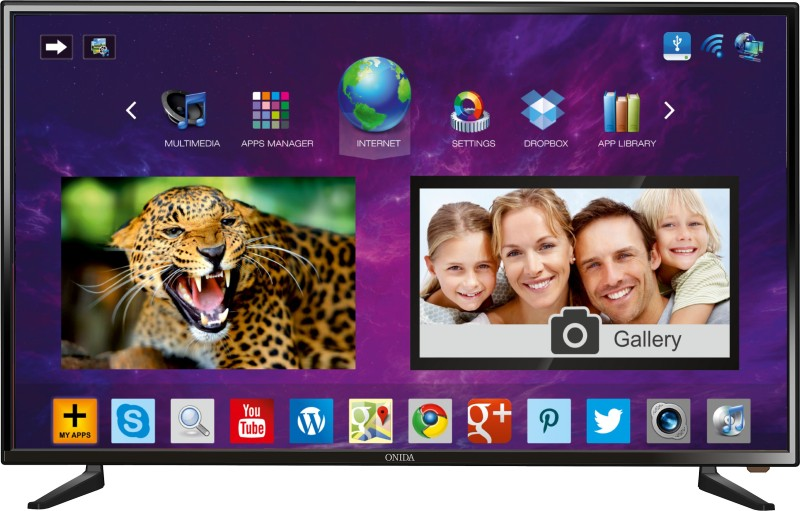 Onida 105.66cm (42) Full HD Smart LED TV(42FIE, 3 x HDMI, 3 x USB)