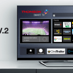Thomson smart LED TV