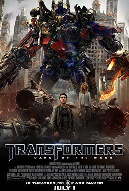 Transformers: Dark of the Moon - Movie Trailers - iTunes