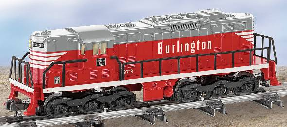 Roster Burlington Northern