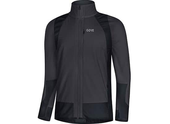 Gore C5 Partial Gore Windstopper isolierte Jacke