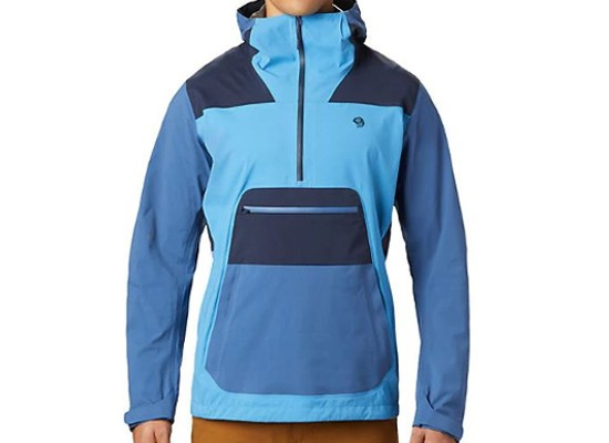 Mountain Hardwear Exposure 2 Gore Tex Paclite Stretch Anorak