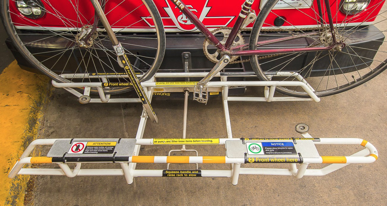 Ttc Restricts Bike Racks On Some Buses To Just One Bicycle
