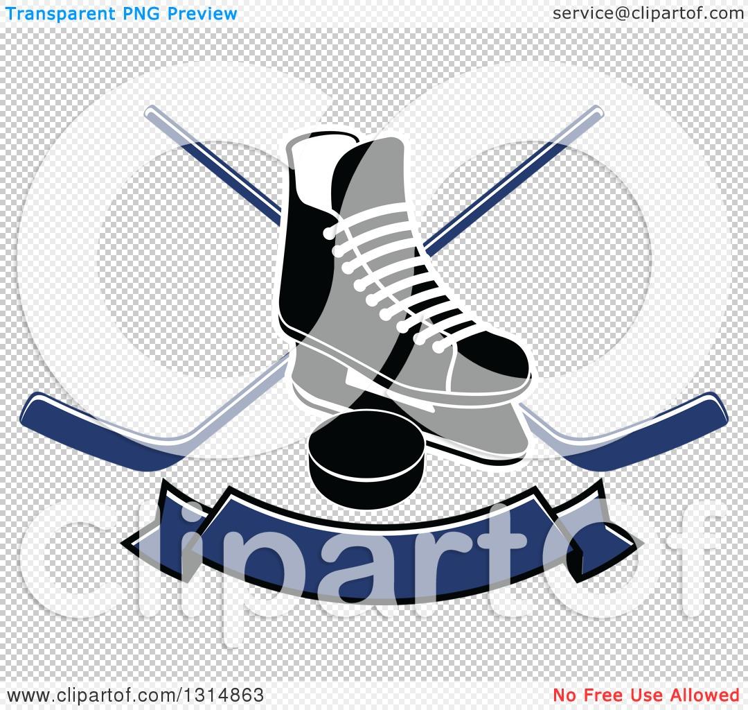 Hockey Character Transparent