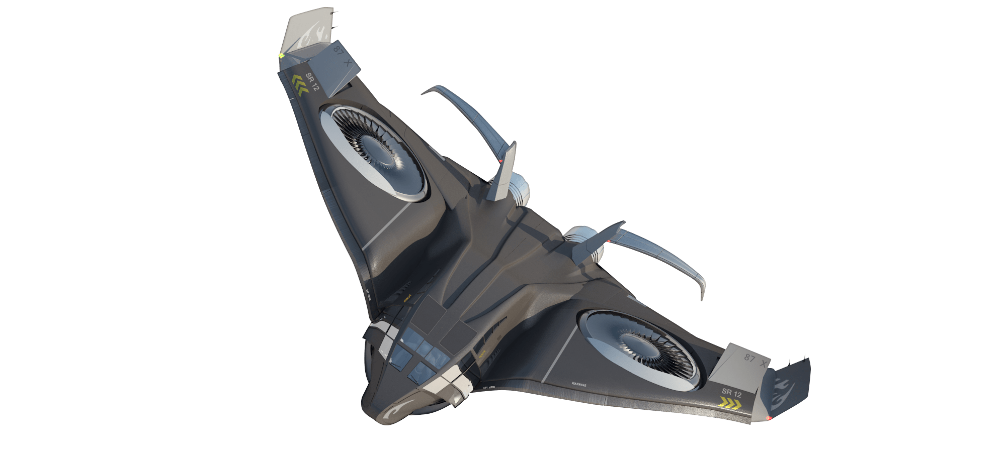 Sting Vtol Evtol Aircraft Overview By Transportup