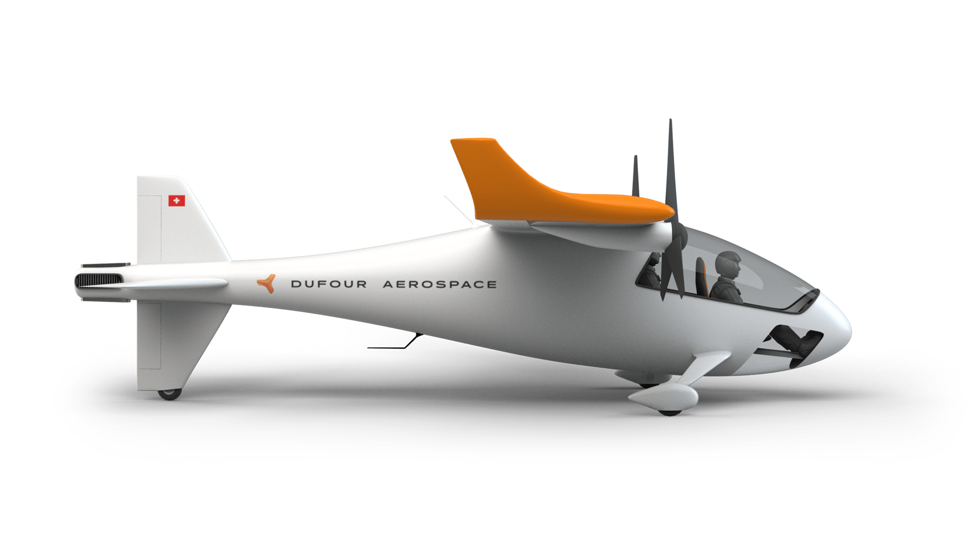 Dufour Aero2 Evtol Aircraft Overview By Transportup