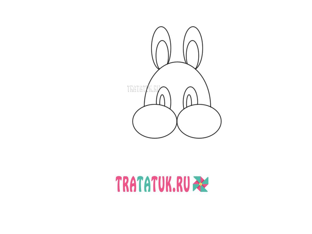 Làm thế nào để vẽ một chú thỏ dễ thương