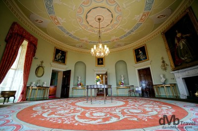 Round Drawing Room Culzean Castle - Worldwide Destination ...