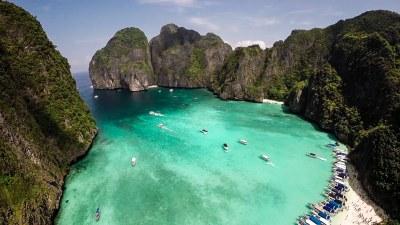Phi Phi Island, Thailand, A Wonderful Paradise ...