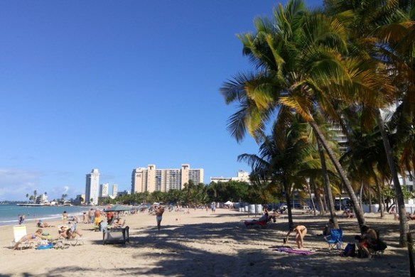 Should you add San Juan to your travel wish list    Traveling Canucks Beach  Isla Verde  San Juan  Puerto Rico