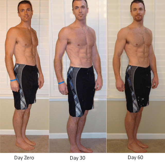 P90X2 Phase 2 Results | travelingworkout