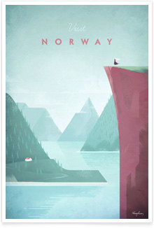 Travel Poster Co Contemporary Travel Posters By Henry