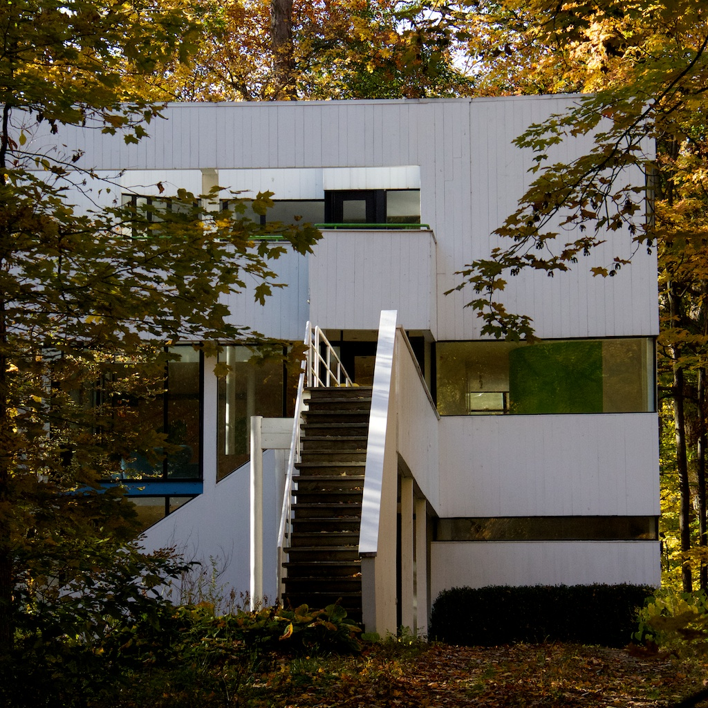 Hanselmann House 1967 71 Traverse360 Architecture