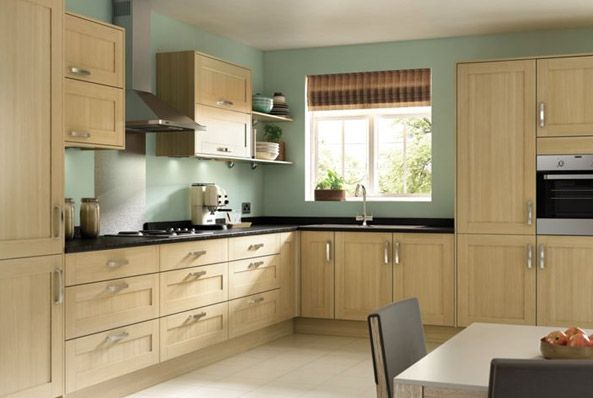 L Shaped Kitchen Design Ideas