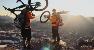Vídeo – Trailer do Banff Mountain Film Festival 2014