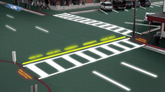 Solar Driveway Lights