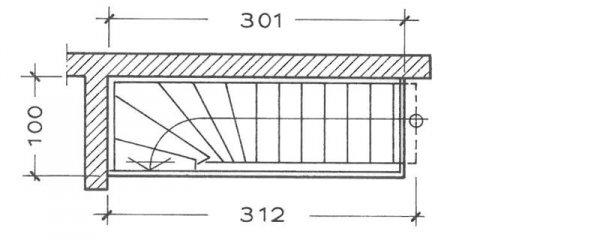 Grundrisse - Treppen im Trend