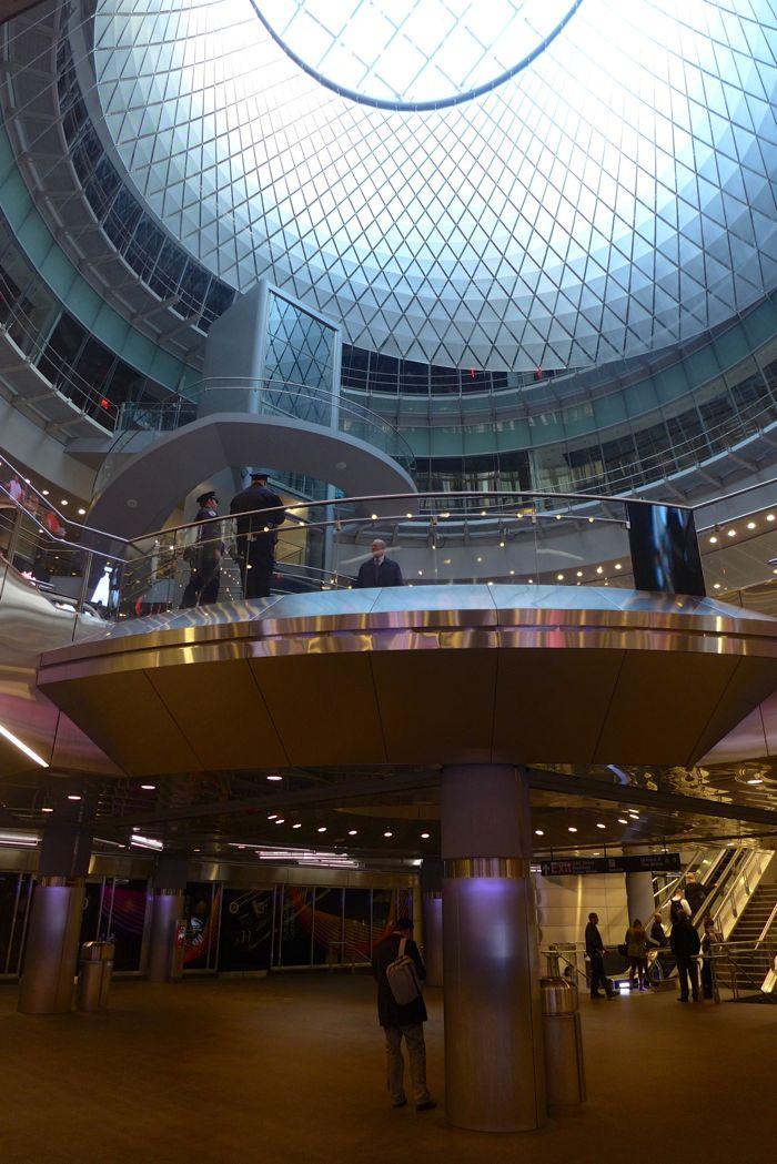Trade New Center Ny World